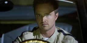 "Foto: Aaron Paul als Tobey Marshall in ""Need for Speed""."