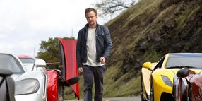 "Foto: Speed statt Crystal Meth: ""Breaking Bad""-Star Aaron Paul startet durch."