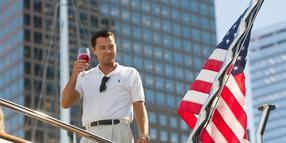 """The Wolf of Wall Street"" startet am 16. Januar in den Kinos."