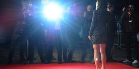 Foto: Hollywood-Star Sandra Bullock beim London Film Festival auf dem roten Teppich.