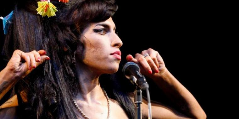 Amy Winehouse war eine grandiose Soulsängerin.
