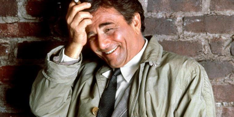 Foto: Peter Falks als Columbo
