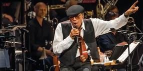 Jazz-Legende Al Jarreau.