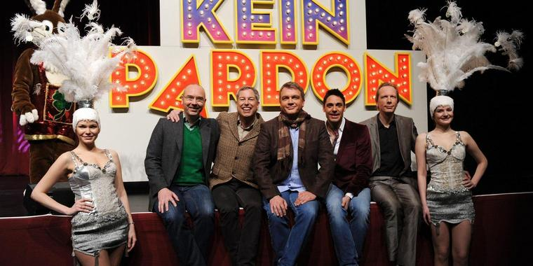 "Am 6. November feiert Hape Kerkelings Musical ""Kein Pardon"" 2011 Premiere."