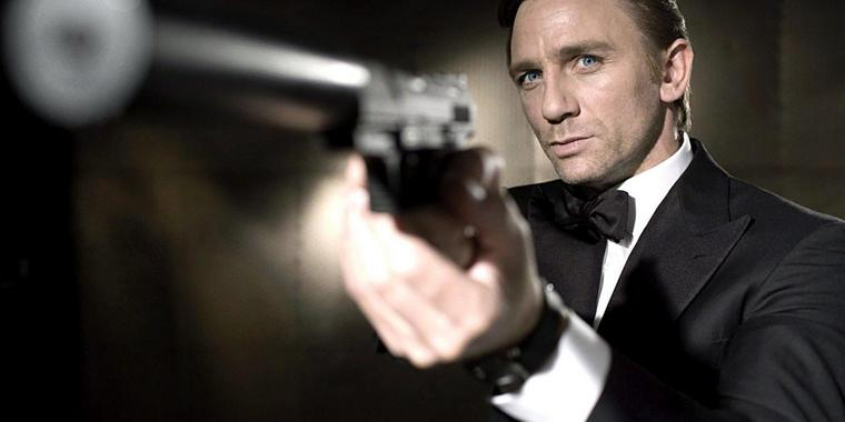 """James Bond 23"" kommt 2012 in die Kinos."