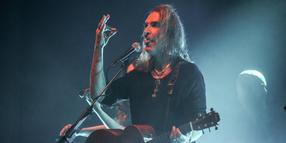 Hannover, New Model Army, Konzert im Capitol    (Foto: Frank Wilde)