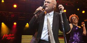 Musiker Phil Collins macht Pause.