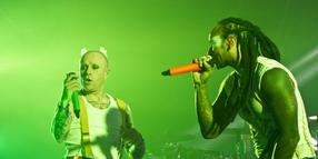 The Prodigy in der Swiss Life Hall.