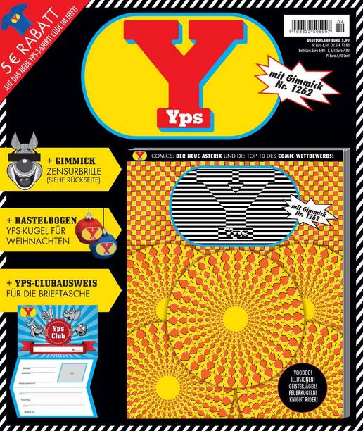 Yps Cover