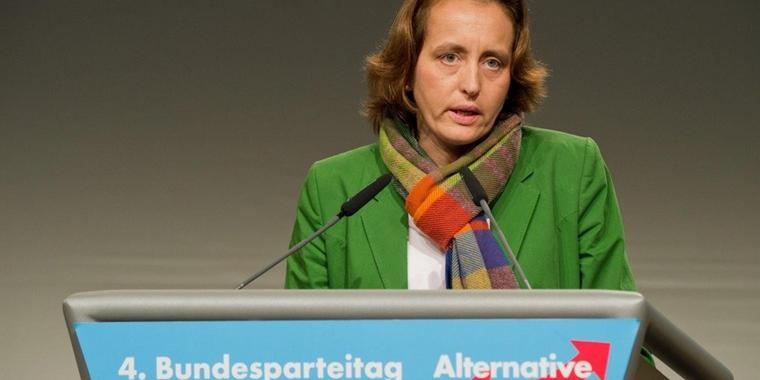 Foto: Beatrix von Storch, AfD (Archivbild vom 29.11.2015).