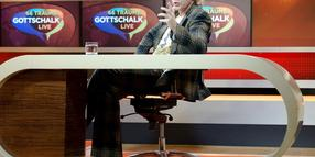 "Foto: War ein Quotenflop: ""Gottschalk Live"" in der ARD."