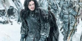 "Jon Snow aus der Serie ""Game of Thrones""."