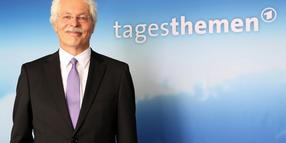Foto: Neuer Tagesthemen-Anchorman: Thomas Roth.