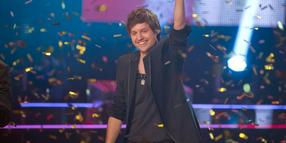"Hat die zweite Staffel von ""The Voice of Germany"" gewonnen: Nick Howard."