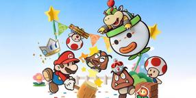 "Screenshot aus ""Paper Mario: Sticker Star"""