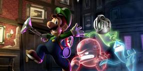 "Screenshot aus ""Luigi's Mansion 2"""