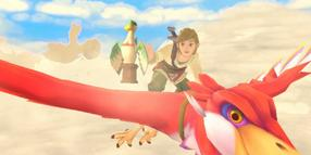 "Screenshot aus ""The Legend of Zelda: Skyward Sword"""