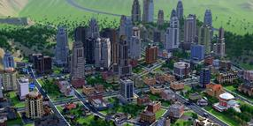 "Screenshot aus ""SimCity"""