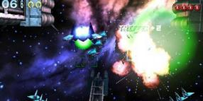 "Screenshot aus ""Star Fox 64 3D"""