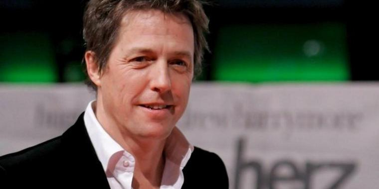 "In Filmen wie ""Notting Hill"" oder ""About a Boy"" gab Hugh Grant den Frauenschwarm."