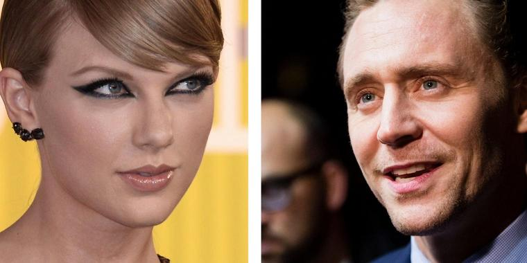 Foto: Taylor Swift und Tom Hiddleston