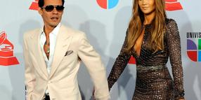 Foto: Jennifer Lopez und Marc Anthony.