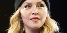 Foto: US-Popsängerin Madonna während eines Amnesty International-Konzerts im Barclays Center, New York (USA) am 5. Februar 2014.