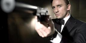 "Foto: Daniel Craig als James Bond in ""Casino Royale""."