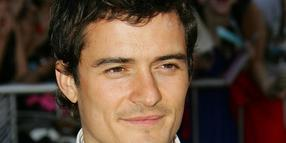 Filmstar Orlando Bloom