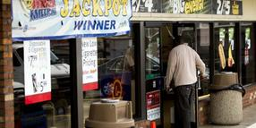 """We sold a Jackpot Winner"" - 200 Millionen Dollar gewonnen."