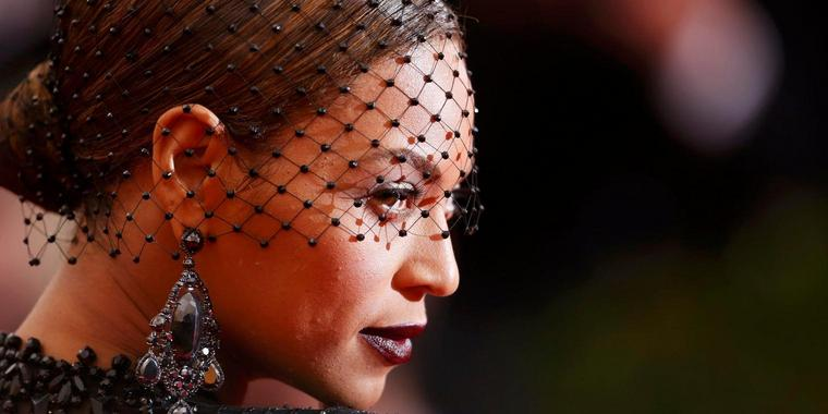 Foto: Sängerin Beyoncé beim Met-Ball in New York.