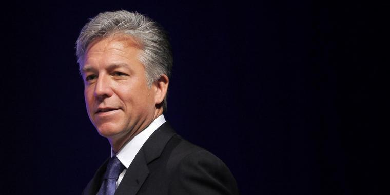 Foto: Seit 2014 SAP-Chef: Bill McDermott.