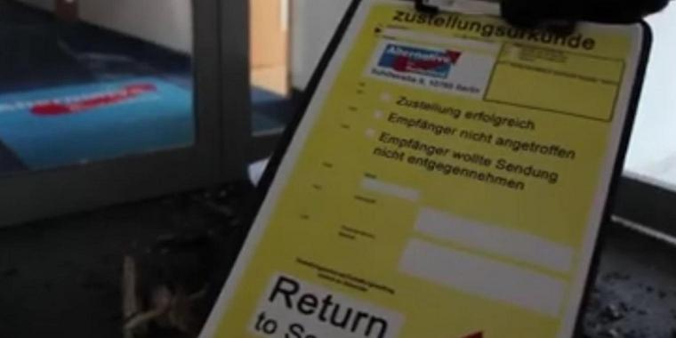 "Foto: Screenshot aus dem Video der Gruppe ""Nationalismus ist keine Alternative"""