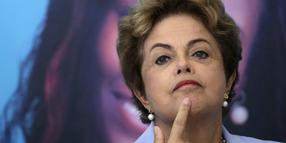 Foto: Präsidentin ohne Fortune: Dilma Rousseff