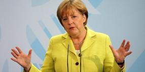 Angela Merkel im HAZ-Interview