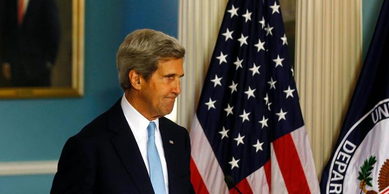 US-Außenminister John Kerry.