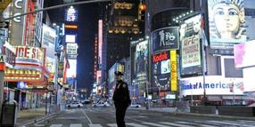 Der Times Square in New York. Foto:Peter Foley