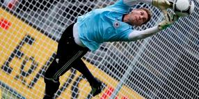 Foto: Der 96-Keeper Ron-Robert Zieler.