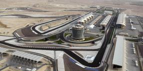 Die Rennstrecke: Bahrain International Circuit