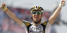 Mark Cavendish hat die elfte Etappe der Tour de France gewonnen.