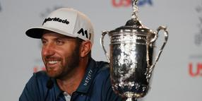 Foto: Profi-Golfer Dustin Johnson hat die US Open gewonnen.