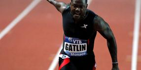 """The show must go on"": Justin Gatlin."