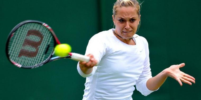 Foto: Tennisspielerin Sabine Lisicki in London