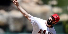 Foto: Matt Shoemaker von den L.A. Angels.