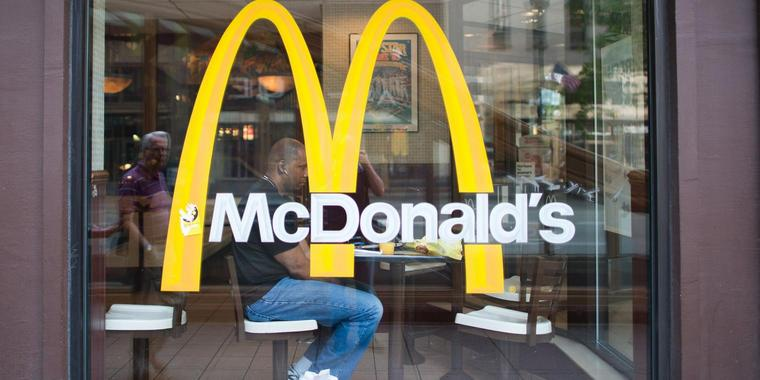 In der Kritik: McDonald's.
