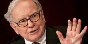 Spendabel: US-Starinvestor Warren Buffett.