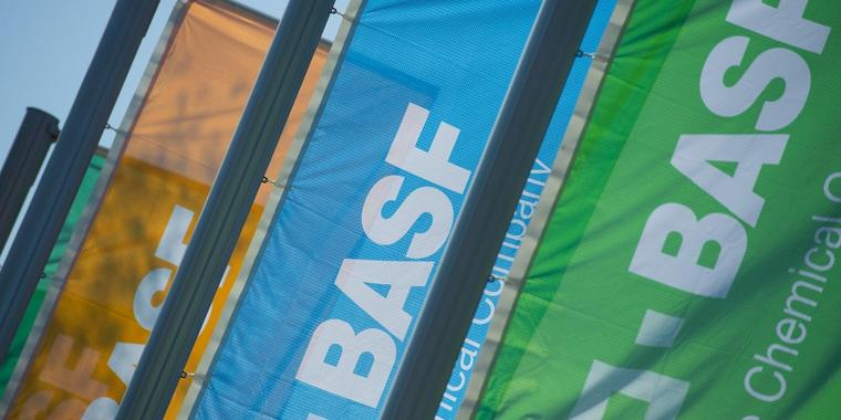Foto: BASf baut aus – auch in Hannover.