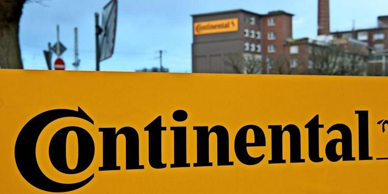 Continental in Hannover.