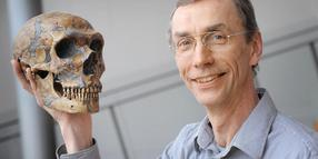 Svante Pääbo, Direktor am Max-Planck-Institut für evolutionäre Anthropologie in Leipzig