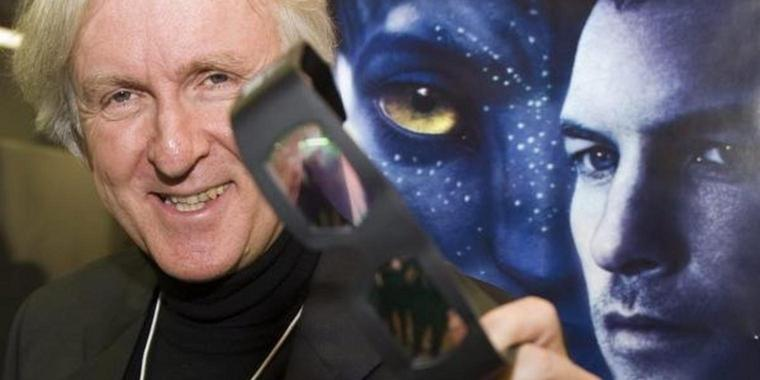 """Avatar""-Regisseur James Cameron"